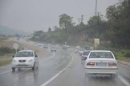 راه های مناطق زلزله زده استان کرمانشاه لغزنده است