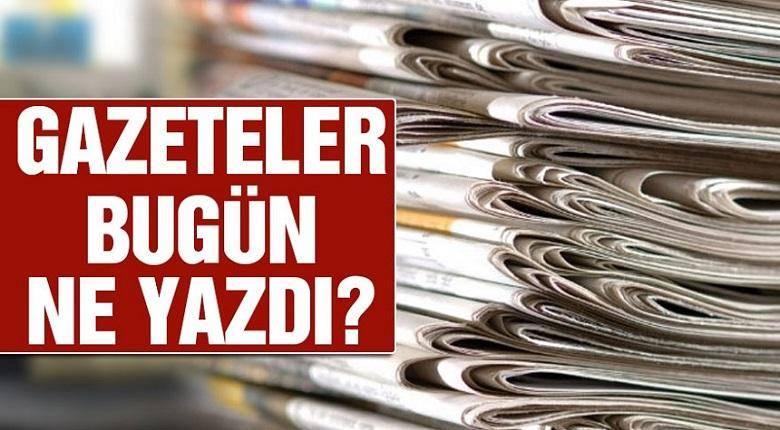 سرخط روزنامه های ترکیه / روز پنجشنبه 16 آذر ماه 96
