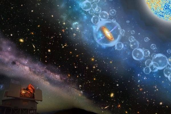 کشف دورترین سیاه چاله غول پیکر