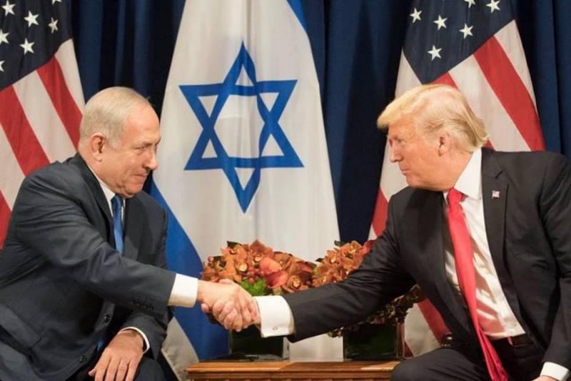 مذاکرات صلح خاورمیانه با ریاست جمهوری ترامپ مرد