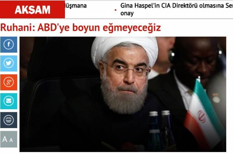 روحانی: دولت و ملت ایران تسلیم فشار آمریکا نخواهد شد
