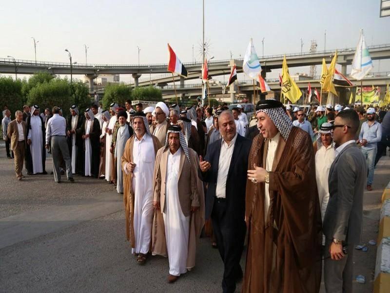 عراقی ها عادی سازی روابط اعراب با اسرائیل را محکوم کردند