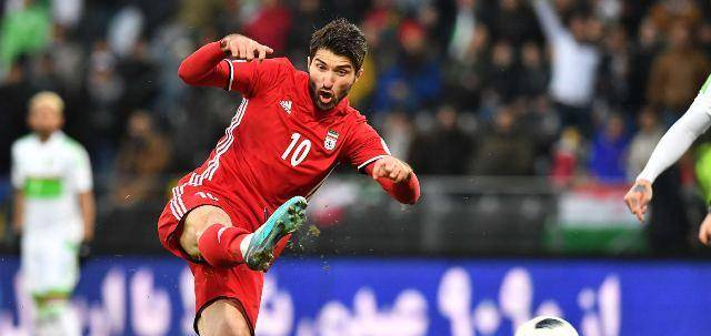 بازتاب پیروزی ایران مقابل لیتوانی در سایت AFC