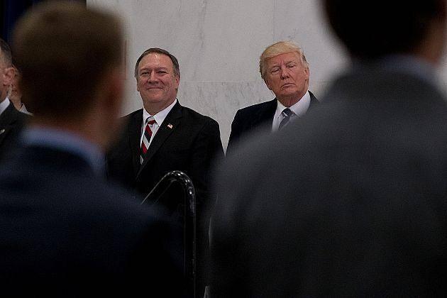 تروریسم اقتصادی، سیاست دولت ترامپ علیه ایران