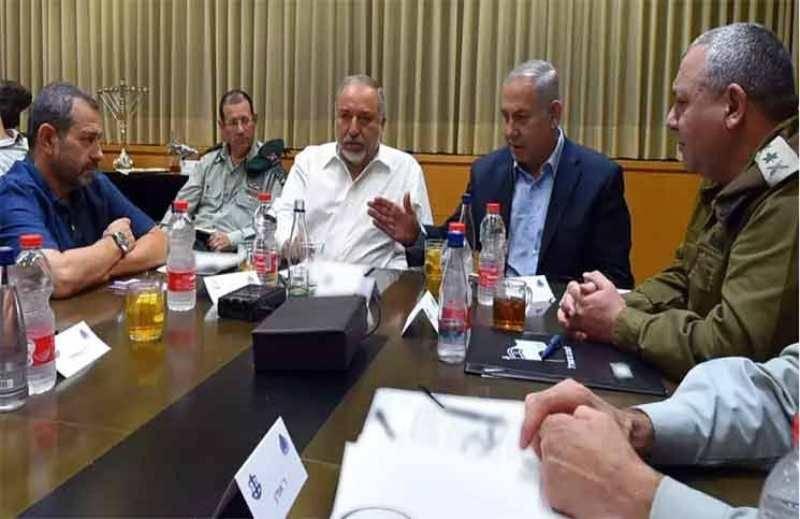 رژیم صهیونیستی دستور ادامه حملات علیه غزه را صادر کرد