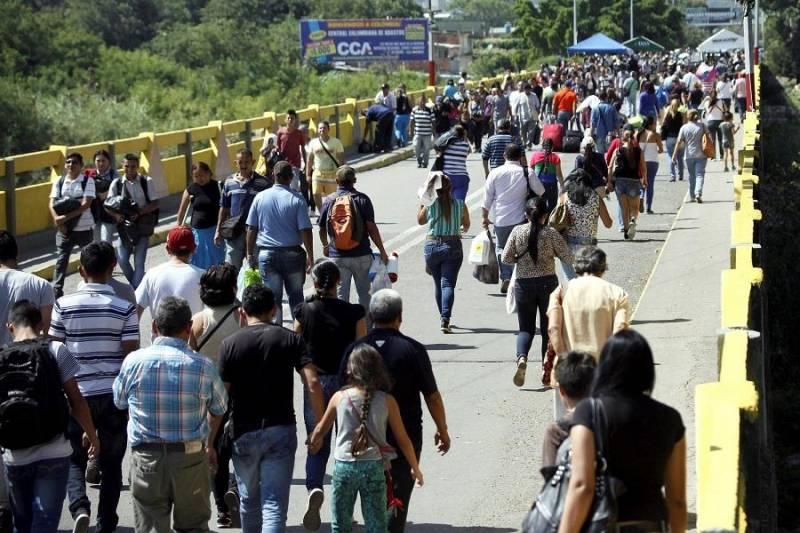سازمان ملل در مورد وخامت مسئله مهاجرت ونزوئلایی ها هشدار داد