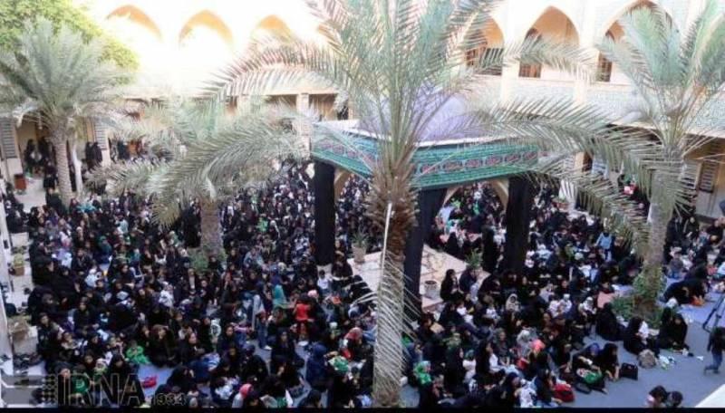 همایش بزرگ شیر خوارگان حسینی در کیش برگزار می شود