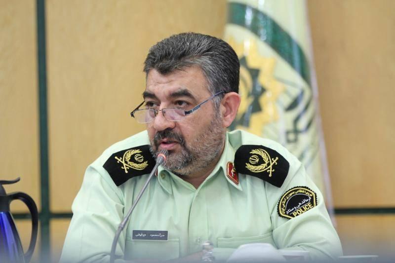 80 درصد مراجعان به مراکز مشاوره ای نیروی انتظامی مازندران مصالحه کردند