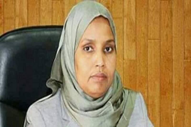 برای اولین بار در اتیوپی یک زن مسلمان وزیر دفاع شد