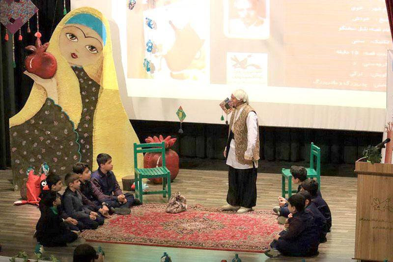 روایت قصه گویان از جشنواره قصه گویی