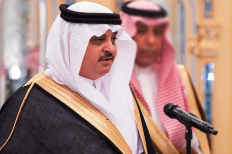سفیر سعودی در پاکستان، وزیر خارجه عربستان می شود