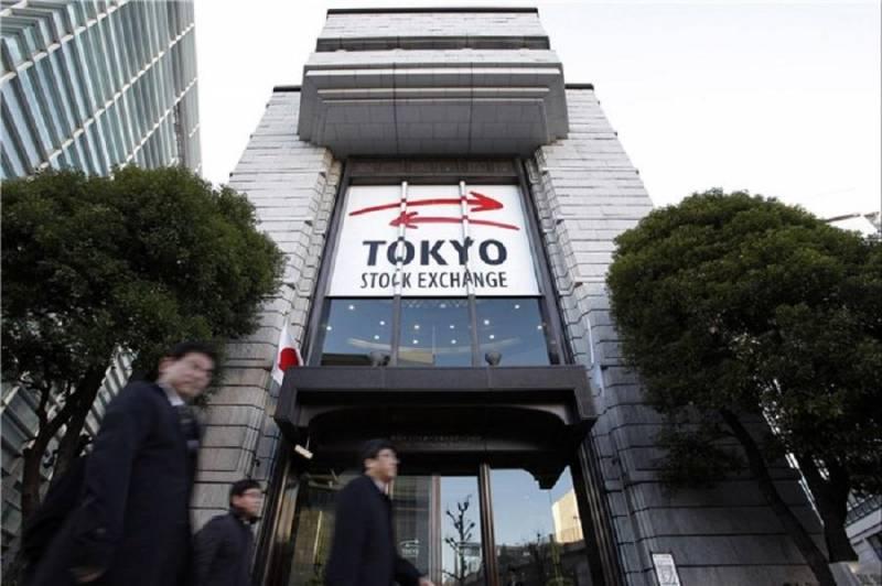 سهام توکیو به پایین ترین سطح در هفت ماه گذشته رسید