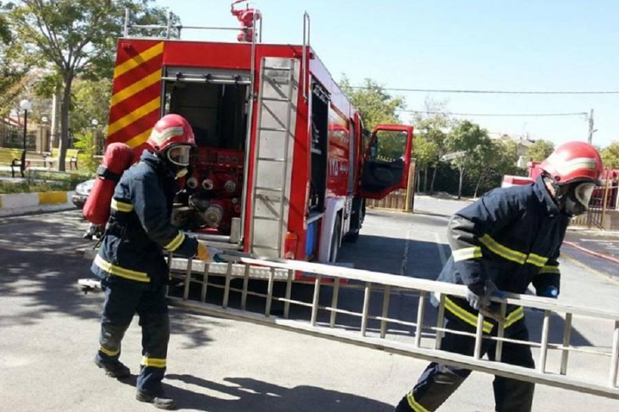آتش نشانان بندرعباس جان 164 نفر را نجات دادند