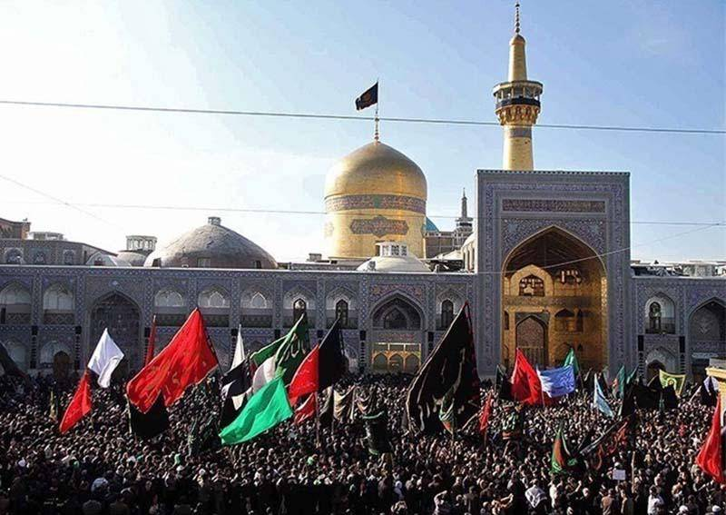 اربعین در جوار ثامن الائمه (ع) پاسداشت ایثار و شور میثاق