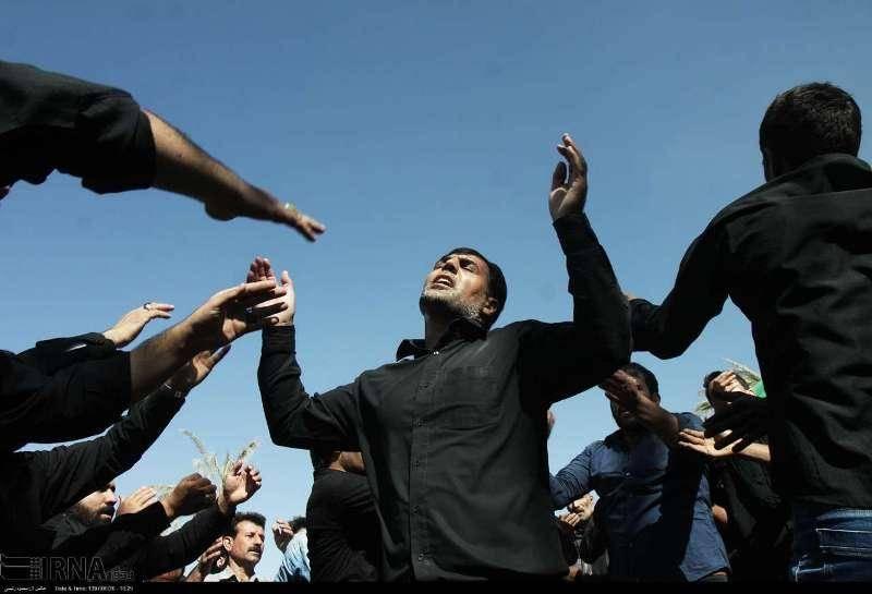 سومین سوگواره عکس عاشورایی در شهرکرد برگزار شد