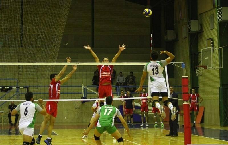 کرمانشاه در لیگ دسته اول والیبال تیم داری می کند