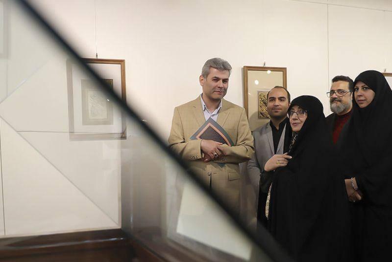 نمایشگاه آثار خوشنویسان دوره قاجار گشایش یافت