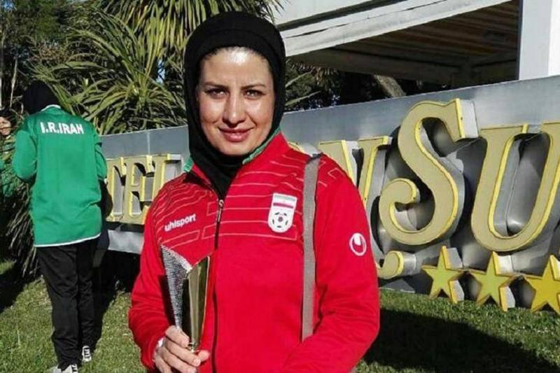 سرمربی تیم ملی فوتبال زنان:برای صعود به مرحله حذفی آماده ایم