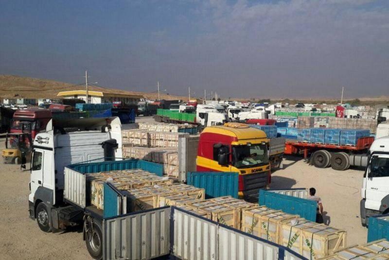 صادرات استان کرمانشاه 47 درصد رشد داشته اشت