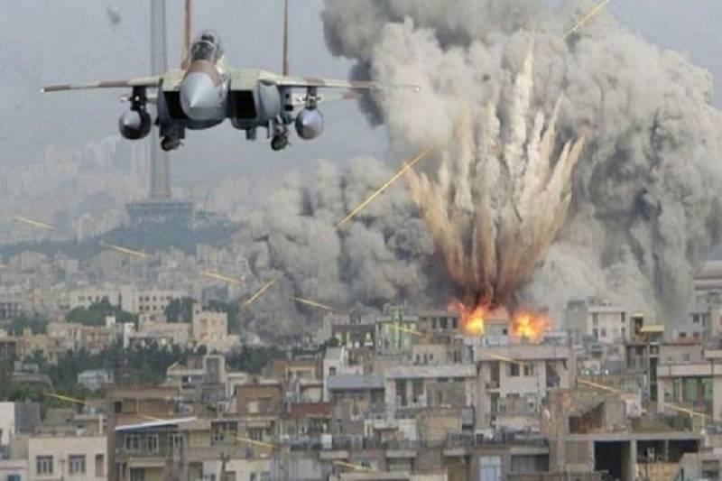 15شهروند سوری در بمباران ائتلاف آمریکایی کشته شدند