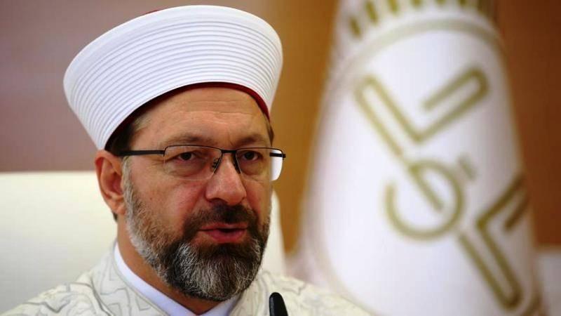 رئیس امور دینی ترکیه: وظیفه علماء باید اتحاد جهان اسلام باشد