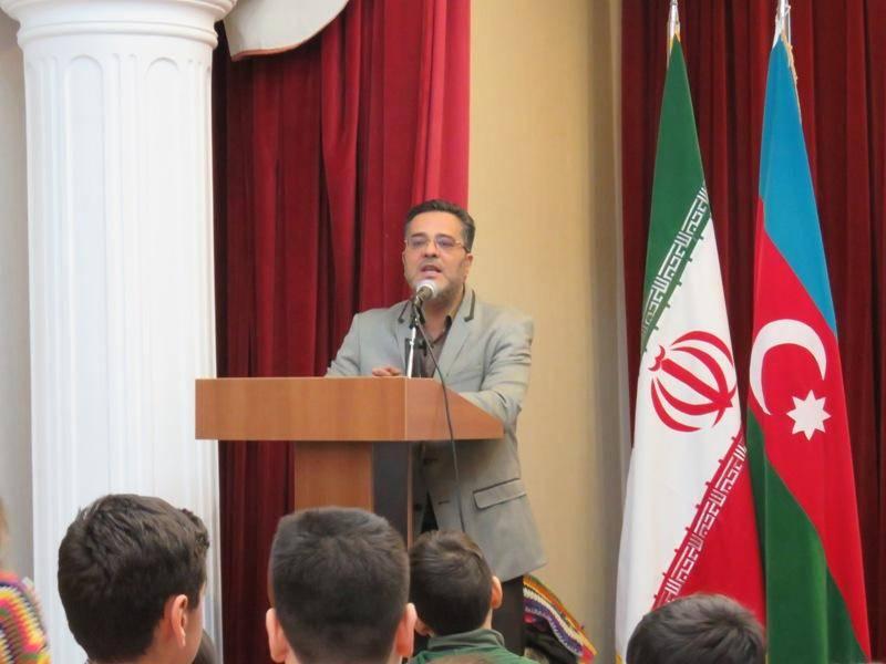 جشنواره خلاقیت های علمی پژوهشی ' لکوکاپ '  در باکو برگزار شد