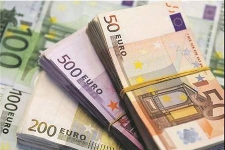 قیمت یورو مسافرتی در شعب ارزی بانک ها