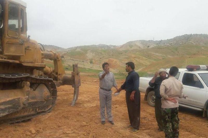 110 خودروی متعرض به منابع طبیعی زنجان توقیف شدند