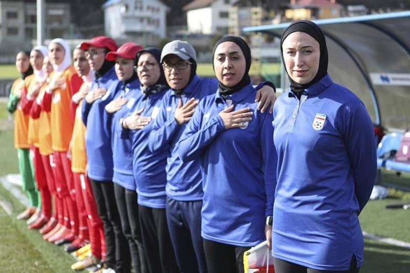 تیم فوتبال بانوان ایران عازم هند می شود
