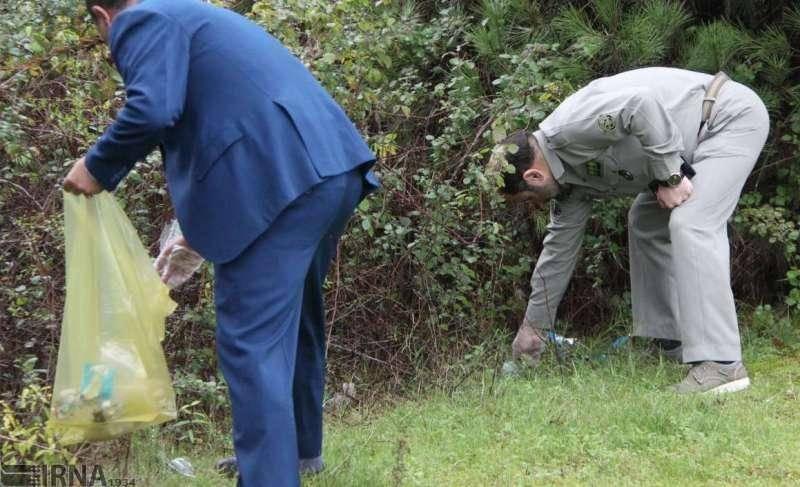 شکارچی متخلف به خدمت در محیط زیست محکوم شد