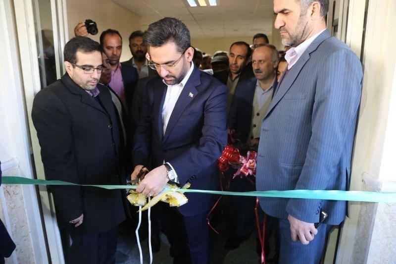 گام دوم دانشکده عمران دانشگاه سمنان افتتاح شد
