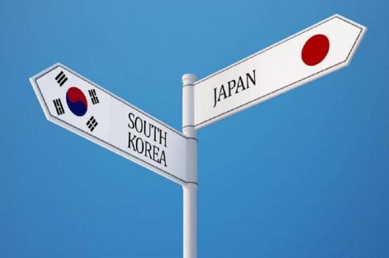ژاپن و کره جنوبی، فراز و فرود روابط