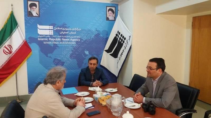 هواشناسی اصفهان با کمبود نیرو و بودجه رو به روست