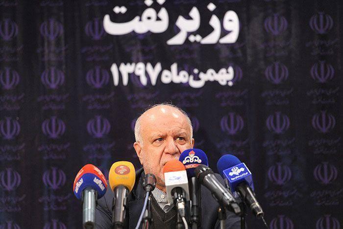 وزیر نفت نقش اول رسانه های امروز شد