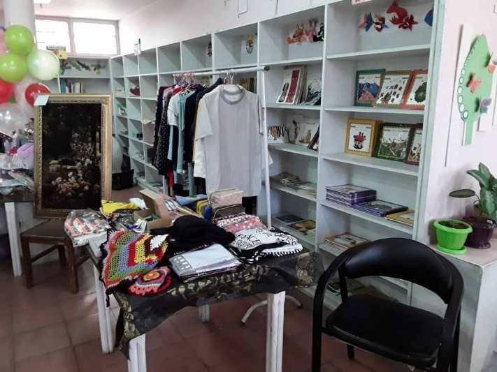 نمایشگاه دستاوردهای زنان سرپرست خانوار در قزوین افتتاح شد
