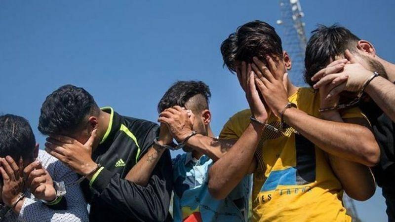 11 سارق در ملایر دستگیر شدند
