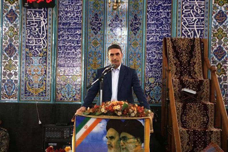 تحریم های دشمنان در اراده آهنین ملت ایران تاثیری ندارد