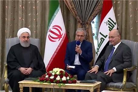 ایران همواره خواستار عراقی امن، مستقل و توسعه یافته است