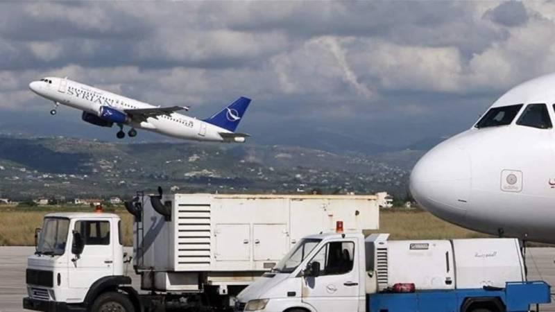 پروازهای لاذقیه به ابوظبی و بالعکس از سرگرفته می شود