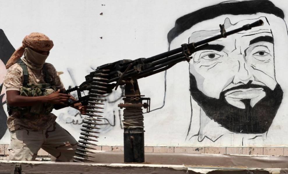 خودزنی ائتلاف سعودی در یمن