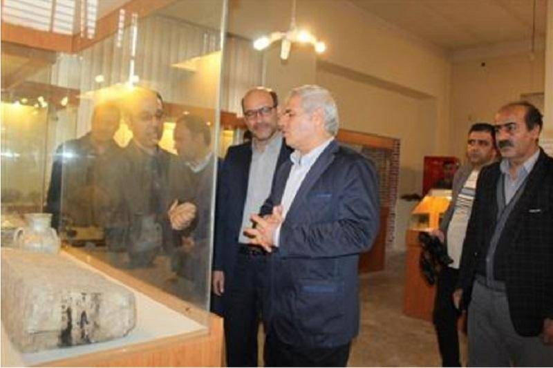 افزون بر 2 هزار اثر تاریخی در موزه خوی نگهداری می شود