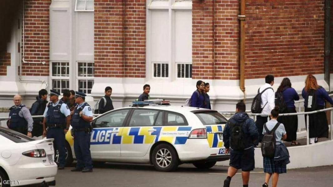ده ها نمازگزار نیوزیلندی در حمله تروریستی کشته و یا زخمی شدند