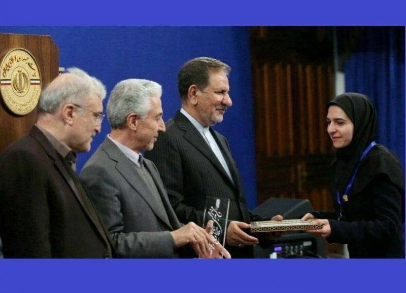 رویش های جدید در علم و فناوری فارس