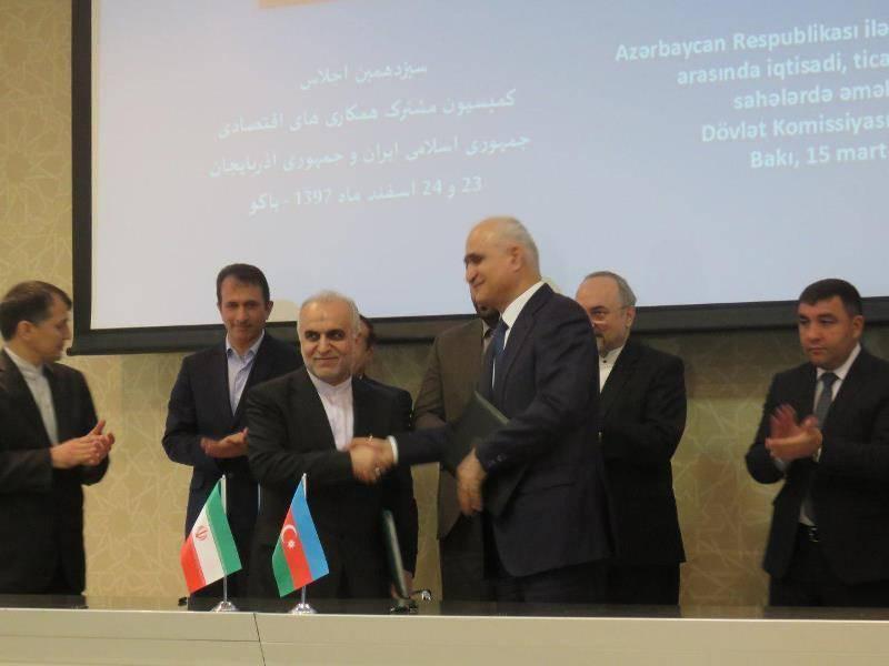 دژپسند:تهران و باکو تصمیمات مهمی برای همکاری اقتصادی گرفتند