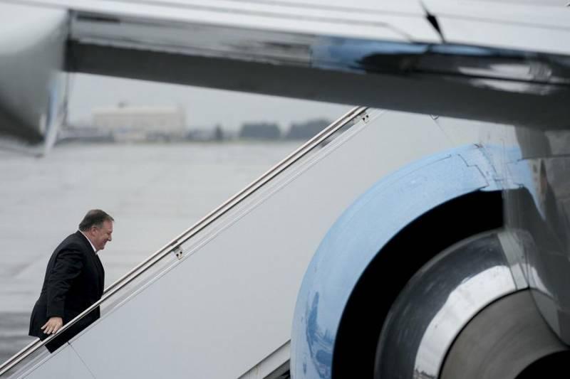 وزیر خارجه آمریکا به لبنان و کویت سفر می کند