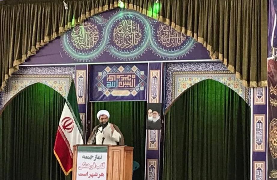 امام جمعه کیش خواستار احیای حشنها و اعیاد اسلامی شد