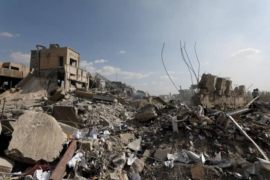 غربی ها تحقق روند سیاسی را شرط کمک به بازسازی سوریه دانستند