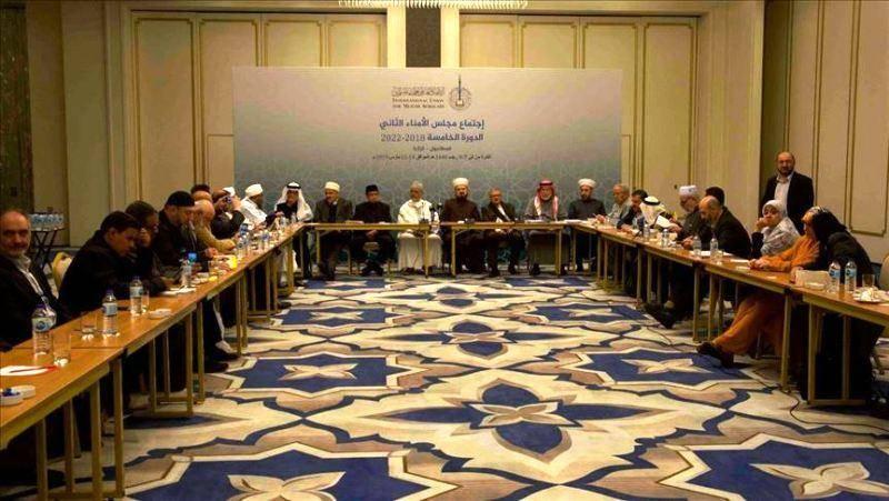اتحادیه علمای مسلمان خواستار مقابله با جنایت صهیونیست ها شد