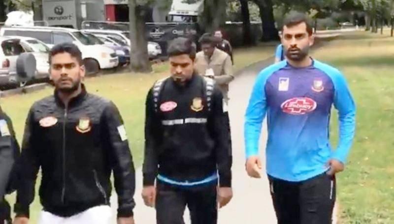 نجات معجزه آسای تیم کریت بنگلادش از حمله تروریستی نیوزیلند