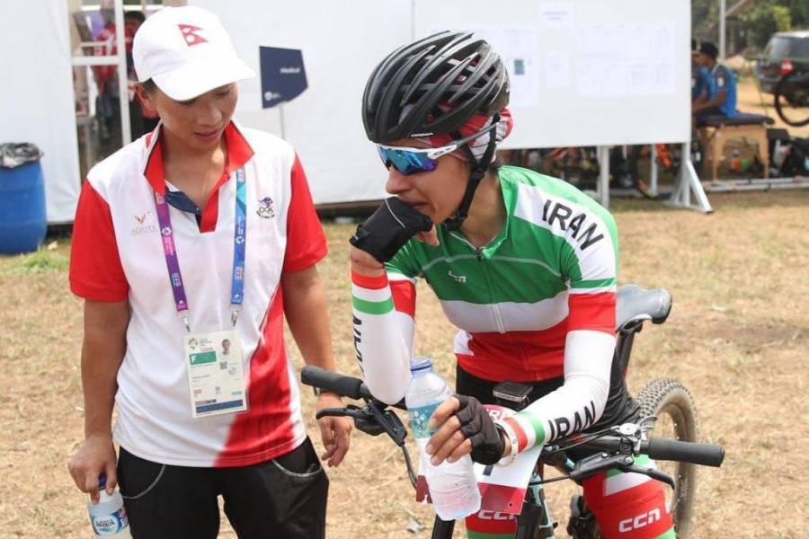 بانوان ورزشکار سفیران ایران در سطح جهان هستند